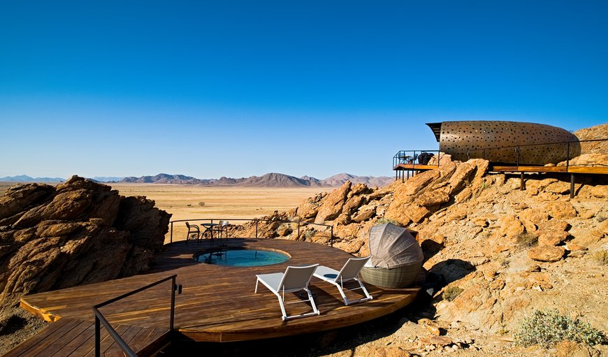 your secret escape in the Namib Desert