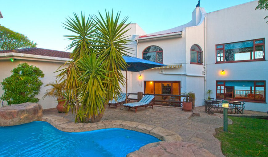 Blue Oyster Bed & Breakfast in Heuwelkruin, Knysna, Western Cape , South Africa