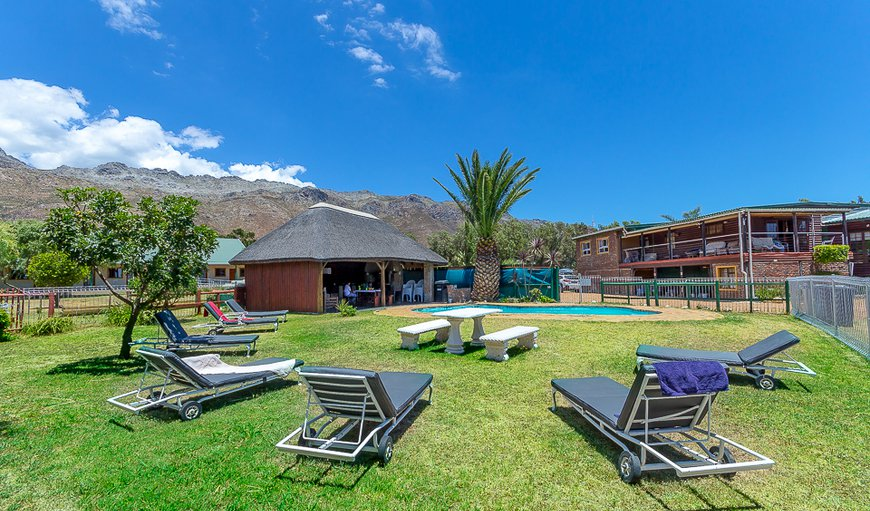 Welcome to Kingfisher Hollow Guesthouse in Gordon's Bay, Western Cape, South Africa