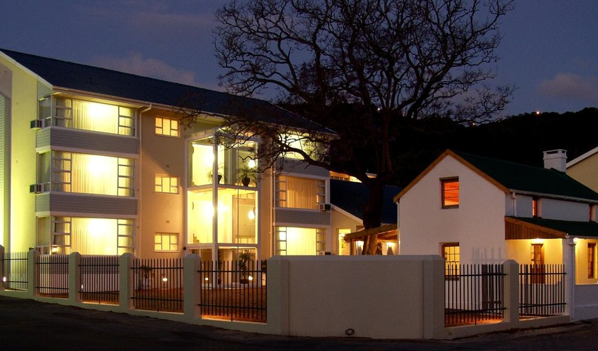 The Russel Hotel in Knysna Central , Knysna, Western Cape , South Africa