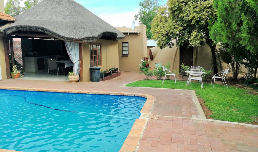 Welcome to Safari Guesthouse in Vryburg, North West Province, South Africa