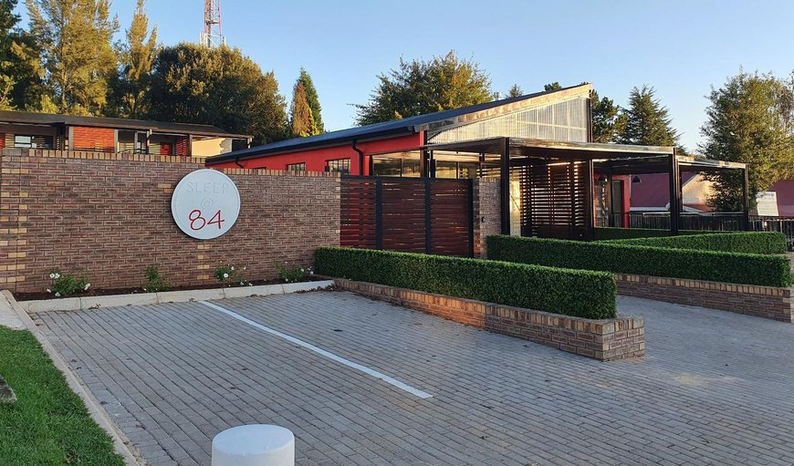 Welcome to Sleep@84 in Dullstroom, Mpumalanga, South Africa
