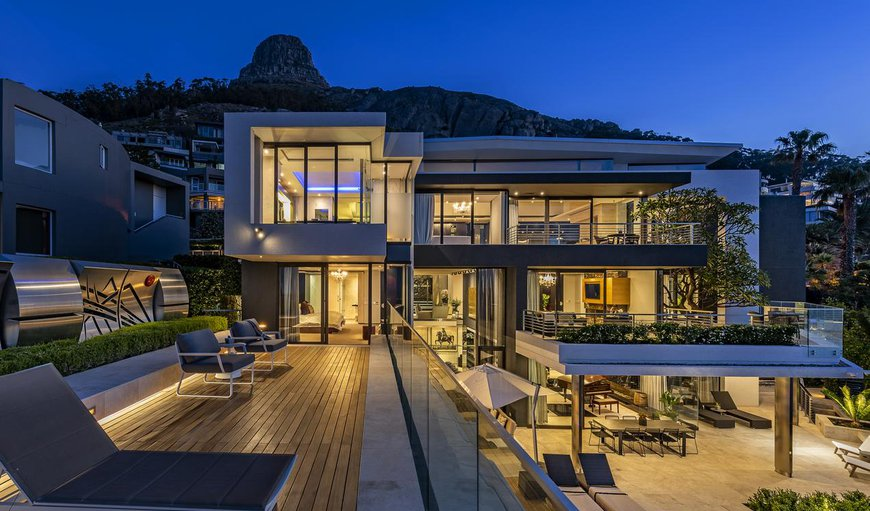 Welcome to 50 Moondance Villa & Suites in Fresnaye, Cape Town, Western Cape, South Africa