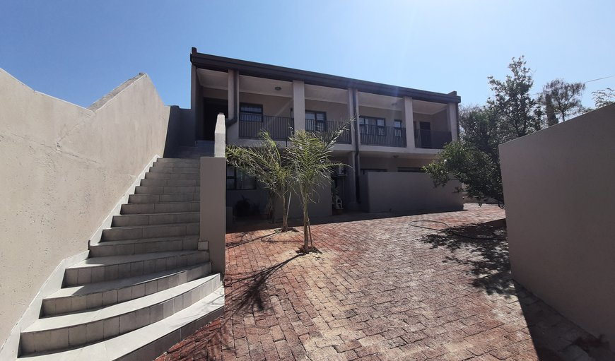 Welcome to unit 6 - situated at the bottom left of the building in Windhoek, Khomas, Namibia