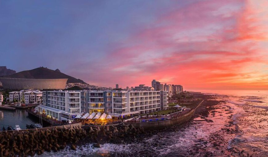 Welcome to Radisson Blu Hotel, Waterfront in Mouille Point, Cape Town, Western Cape, South Africa