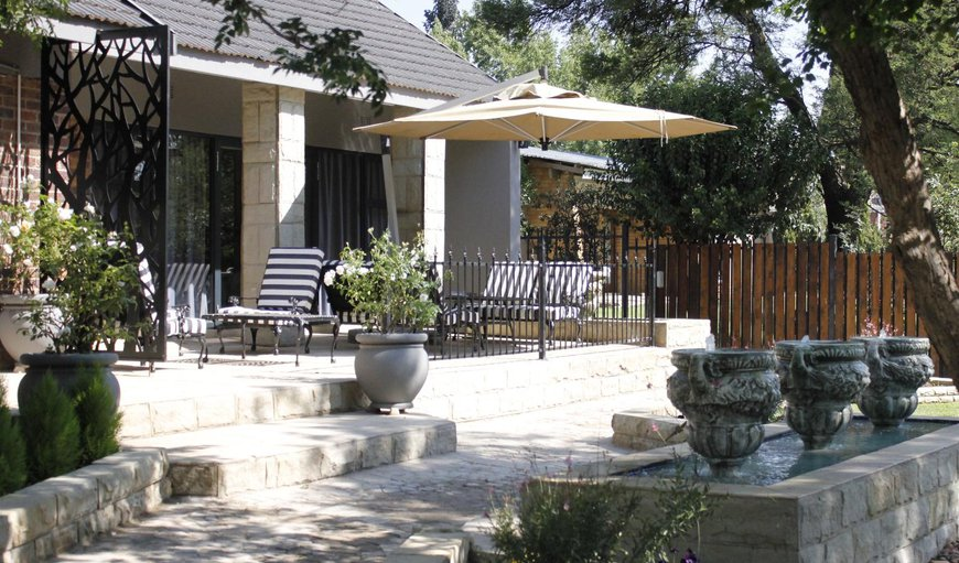 Welcome to Le Grant Guesthouse and Conference facility in  Panorama, Kroonstad, Free State Province, South Africa