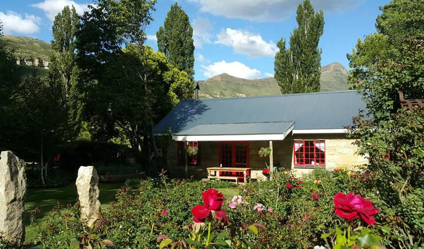 Welcome to Bella Rosa Cottage Clarens in Clarens, Free State Province, South Africa