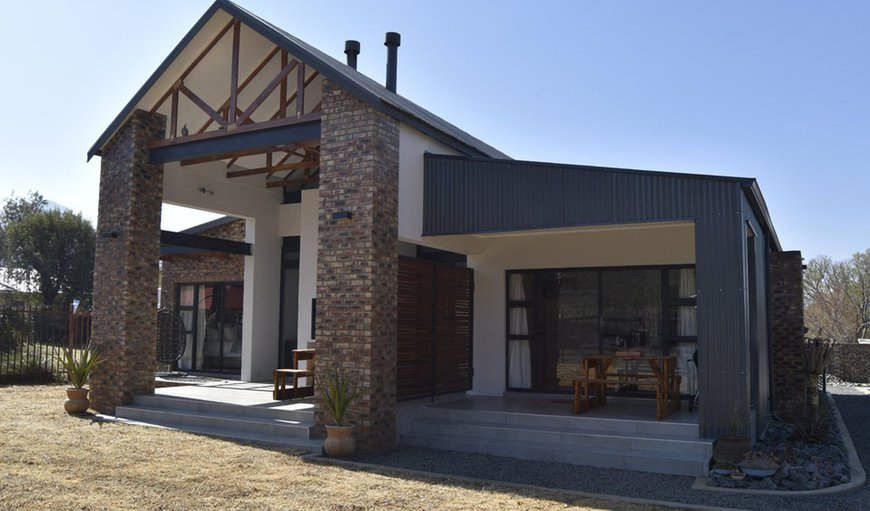 Tippie Suite has a private patio with a braai