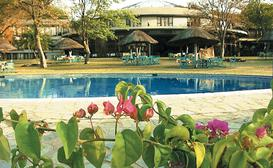 Hwange Safari Lodge image