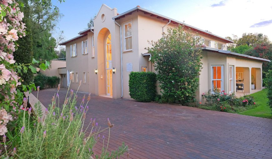 Welcome to Gardenia House in Craighall Park, Johannesburg (Joburg), Gauteng, South Africa