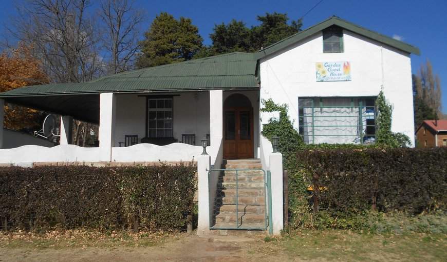 Welcome Garden Backpackers in Rhodes, Eastern Cape, South Africa