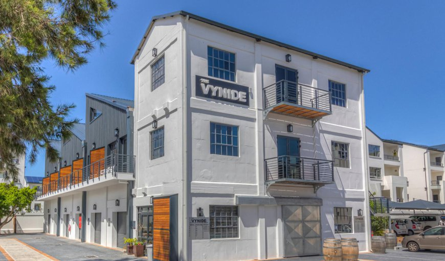 Welcome to The Vynide Apartments in Somerset West, Western Cape, South Africa