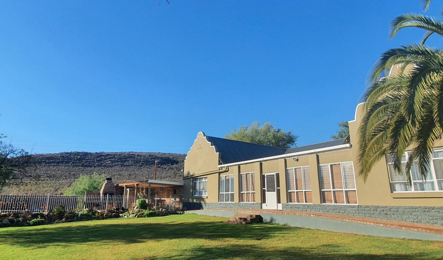 Welcome to Stille Karoo in Oudtshoorn, Western Cape, South Africa