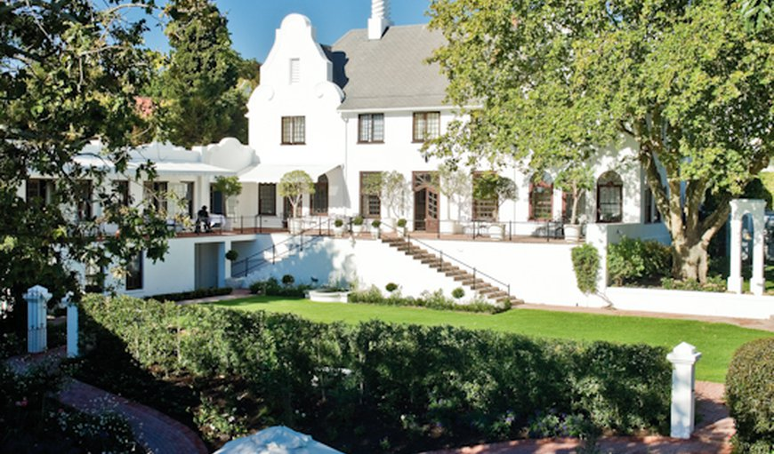 Welcome to The Andros Deluxe Boutique Hotel in Claremont, Cape Town, Western Cape, South Africa