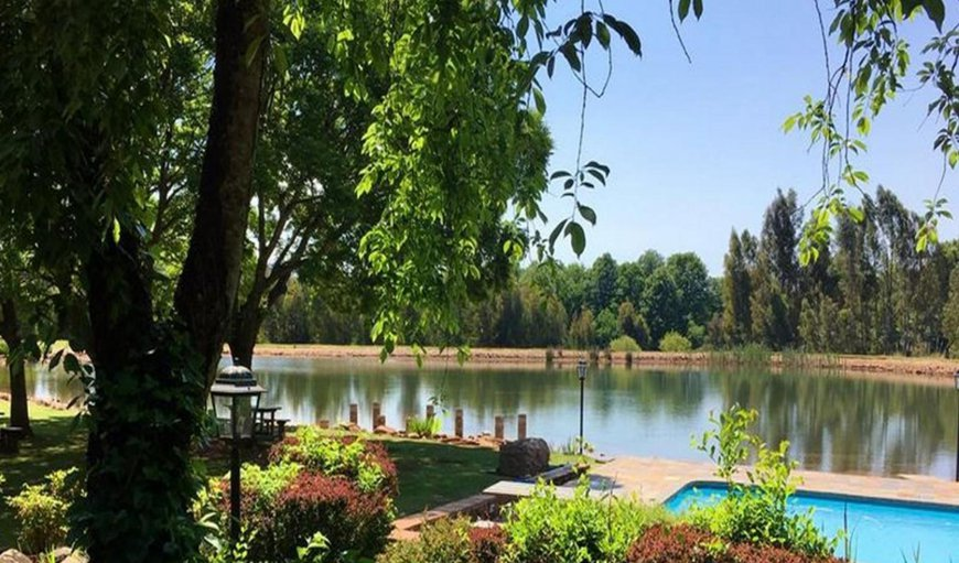 Welcome to Lakeside Chalets Critchley Hackle Lodge Dullstroom! in Dullstroom, Mpumalanga, South Africa