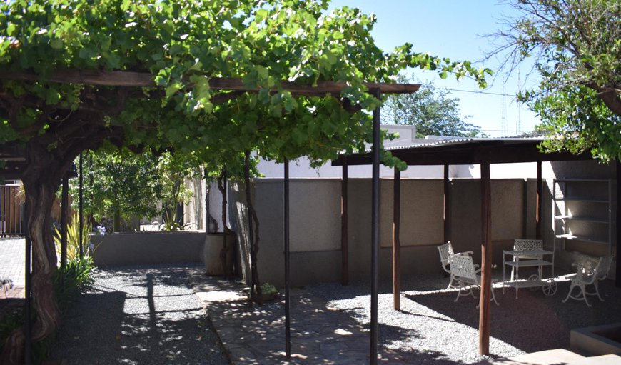 Courtyard at Nooitgedacht Town Lodge