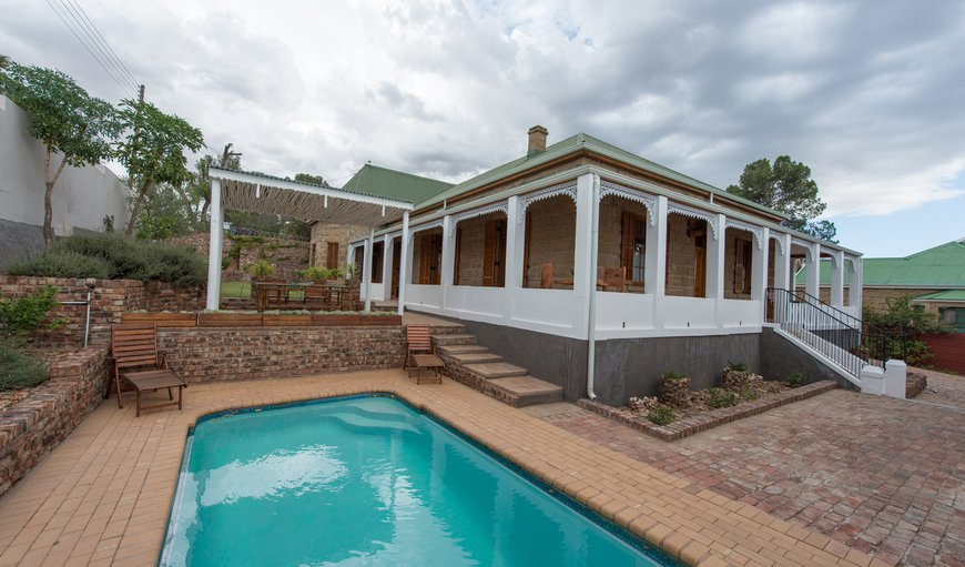 Welcome to Ravenscliff Manor! in Oudtshoorn, Western Cape, South Africa