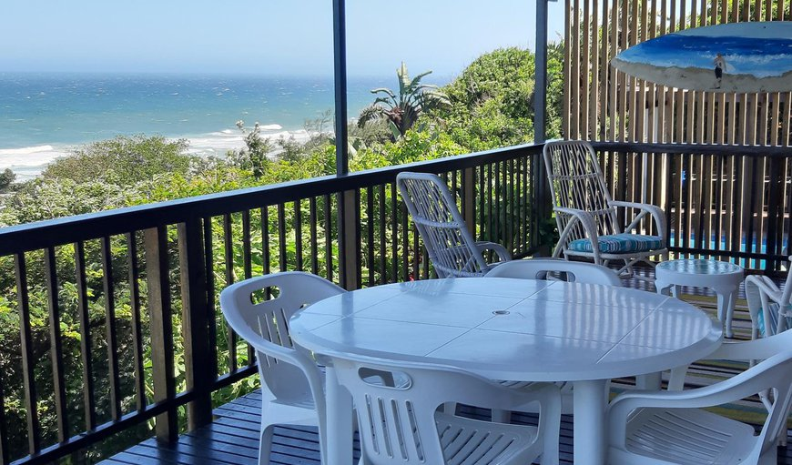 Seagull - Balcony with sea views