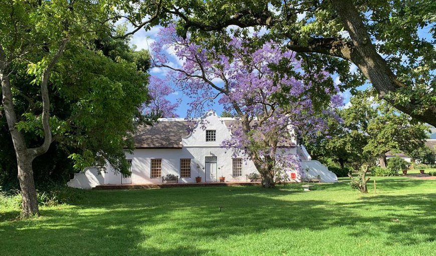Welcome to Palmiet Valley Estate! in Paarl, Western Cape, South Africa