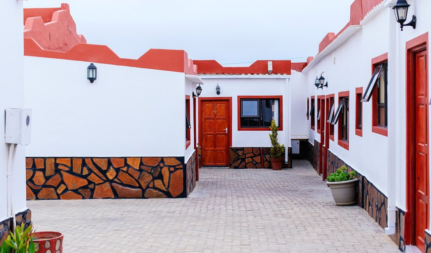 Welcome to Timo's Guesthouse Accommodation in Luderitz , Karas, Namibia