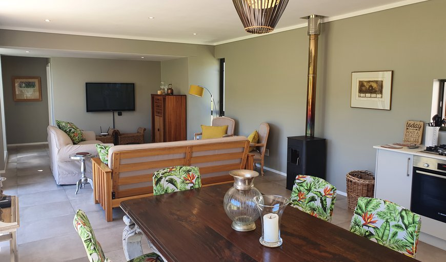 Living area in Simola Golf and Country Estate, Knysna, Western Cape, South Africa