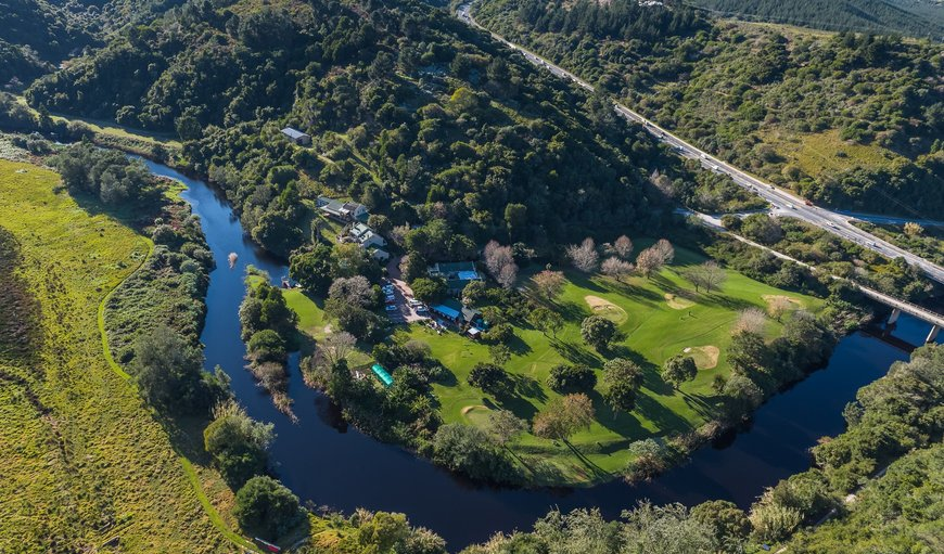 Blackwaters River Lodge in Belvidere Estate, Knysna, Western Cape , South Africa