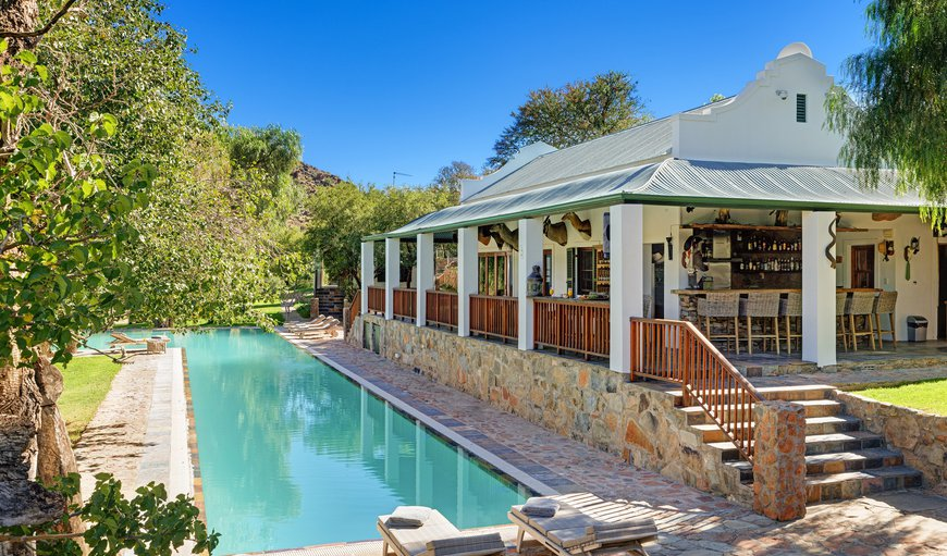 Welcome to Willowslopes Lodge and Chalets in Graaff Reinet , Eastern Cape, South Africa