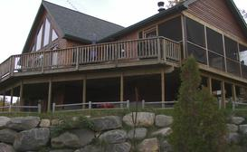 Schroon Lake Retreat image