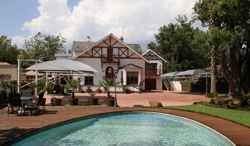 Welcome to The Oak Potch Guesthouse! in Potchefstroom, North West Province, South Africa