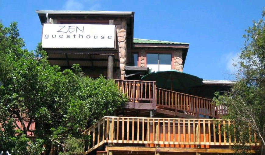 Zen Guesthouse in Jeffreys Bay, Eastern Cape, South Africa