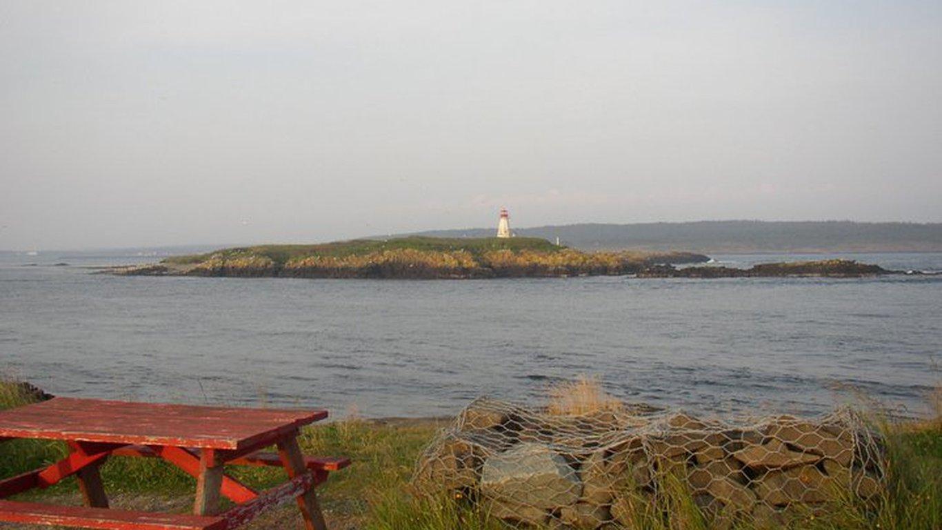 Brier Island Lodge Restaurant Menu