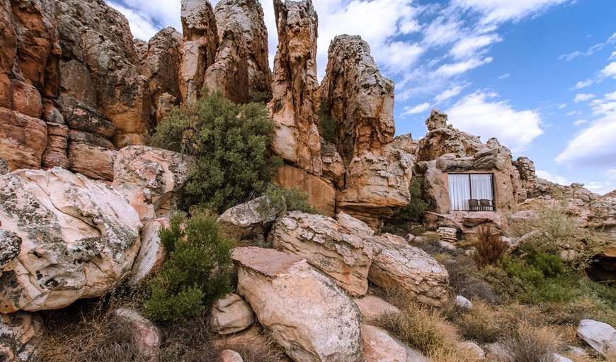 Welcome to Kagga Kamma Nature Reserve