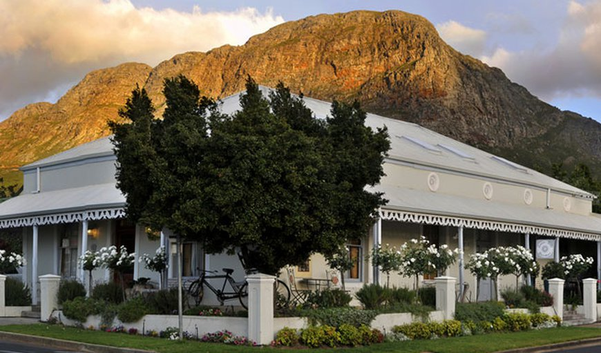 Centre-Ville Guest House Franschhoek in Franschhoek, Western Cape , South Africa