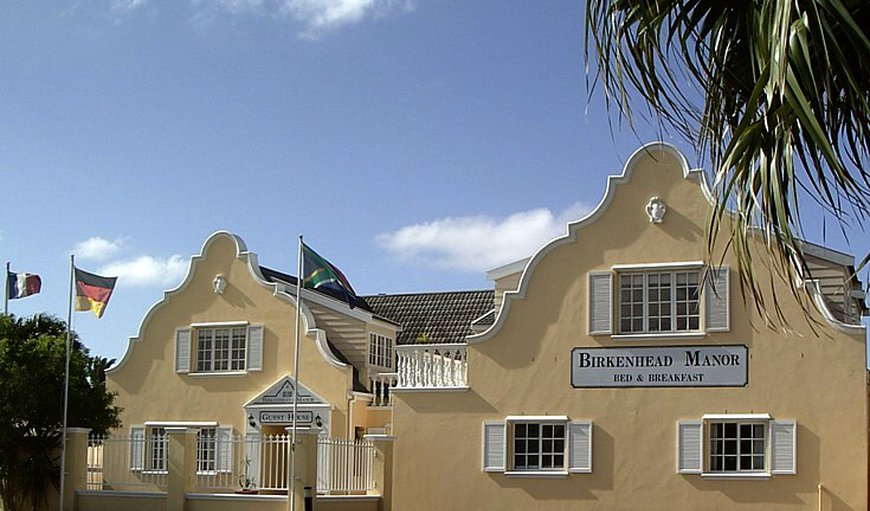 Birkenhead Manor Guest House in Bloubergrant, Cape Town, Western Cape , South Africa