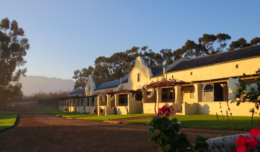Welcome to Morgansvlei Country Estate in Tulbagh, Western Cape, South Africa