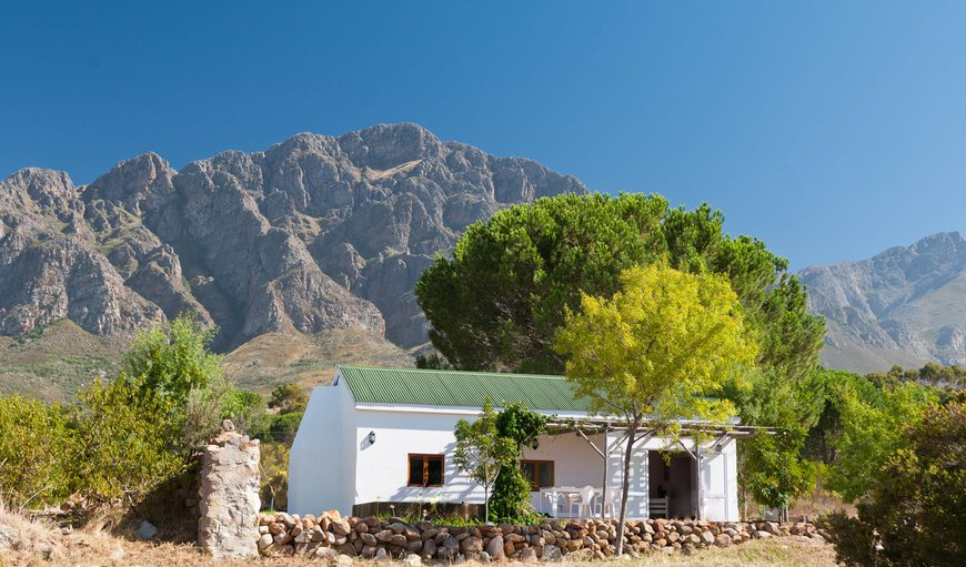Orchard Cottage in Tulbagh, Western Cape, South Africa