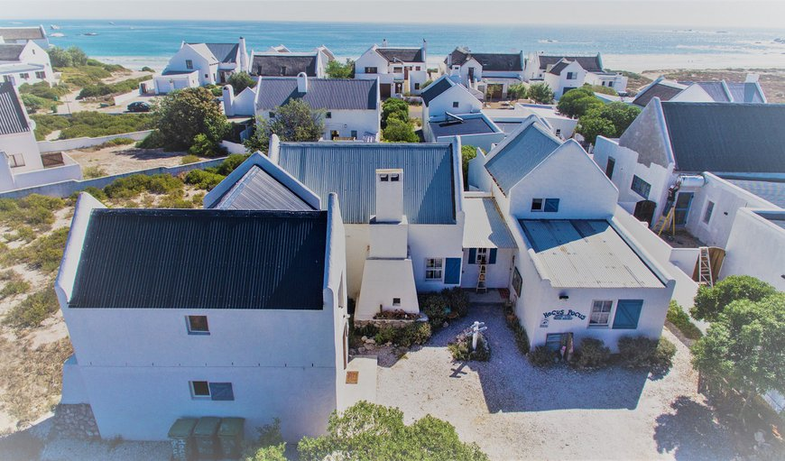 Hocus Pocus Cottage @ Paternoster in Paternoster, Western Cape, South Africa