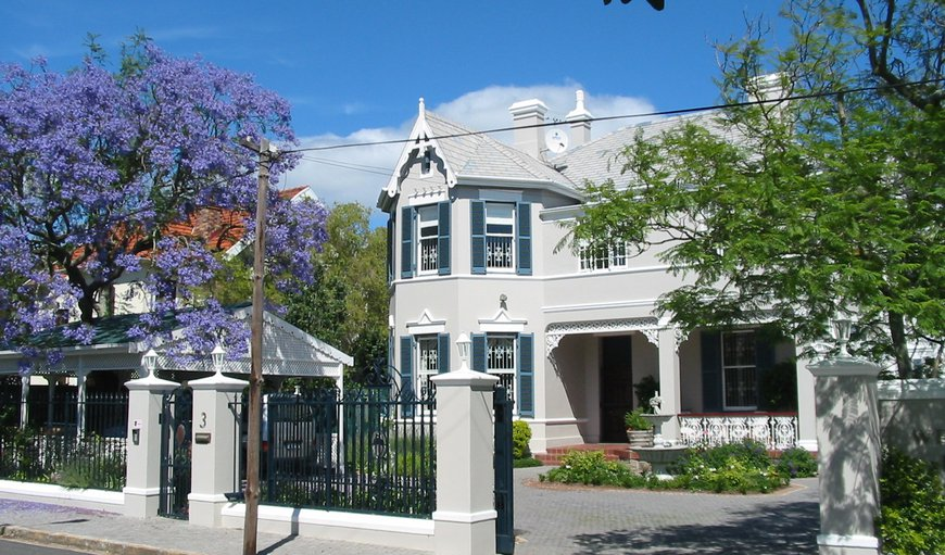 Welcome to Westbury House in Rondebosch, Cape Town, Western Cape , South Africa