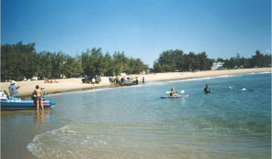 Welcome to Tofo Beach Cottages  in Praia do Tofo , Inhambane Province, Mozambique
