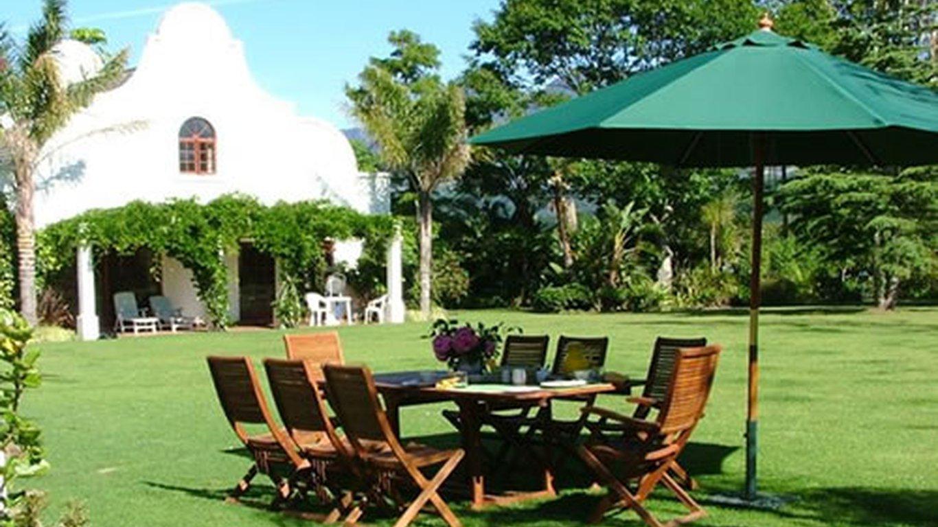 The Garden Villa In George Instant Booking