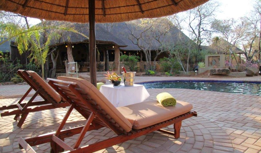 Welcome to Bateleur Tented Safari Lodge and Bush Spa in Lephalale (Ellisras), Limpopo, South Africa