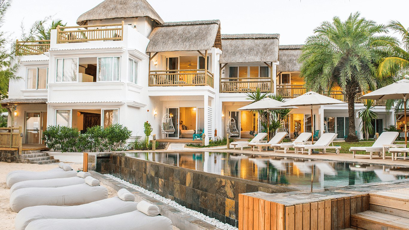 The Seapoint Boutique Hotel in Grand Baie, Mauritius