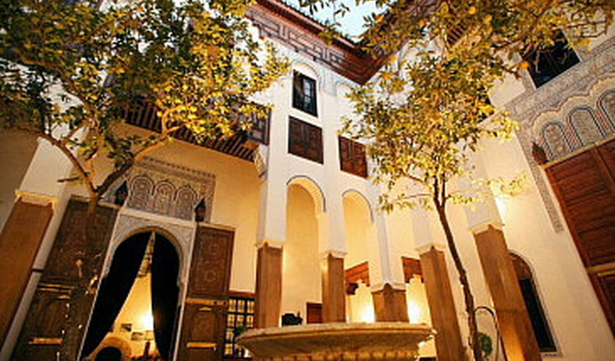 Riad Laaroussa in Fez, Morocco, Morocco, Morocco