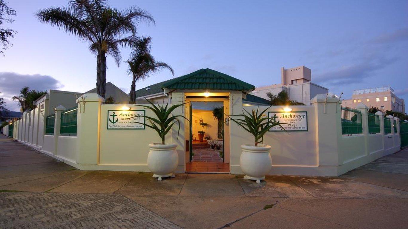 anchorage guest house in summerstrand port elizabeth best price rh afristay com