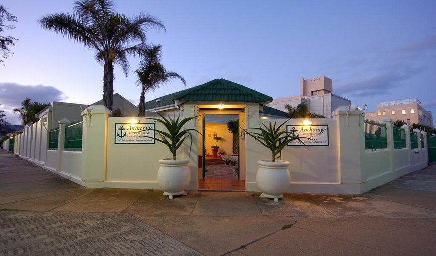 Anchorage Guest House in Summerstrand, Port Elizabeth, Eastern Cape, South Africa