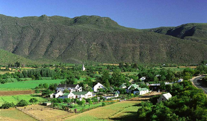 De Opstal Country Lodge in Oudtshoorn, Western Cape , South Africa