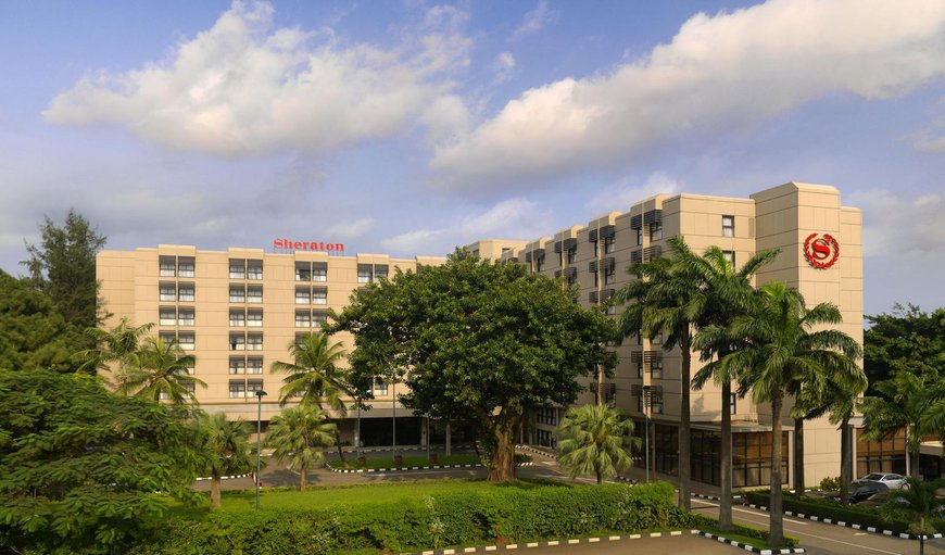Sheraton Lagos Hotel and Towers in Lagos, Nigeria, Nigeria, Nigeria