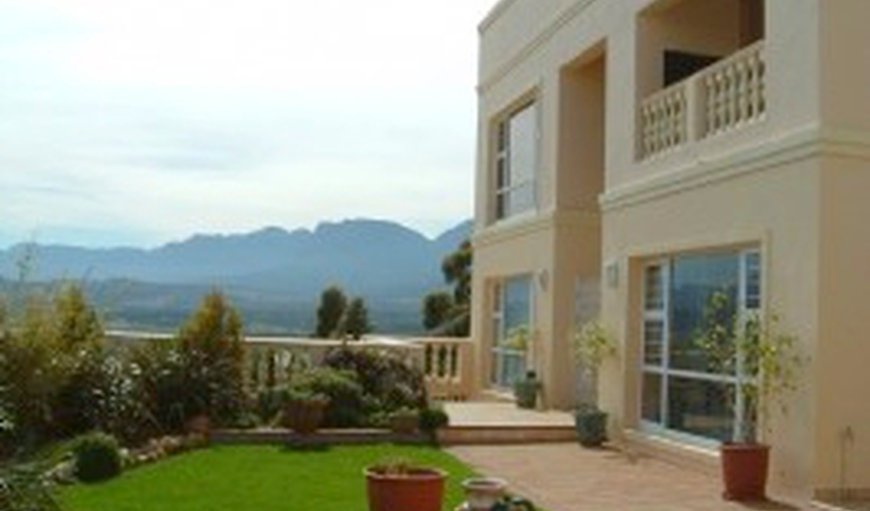 Highcliffe House - Helderberg View in Gordon's Bay, Western Cape , South Africa