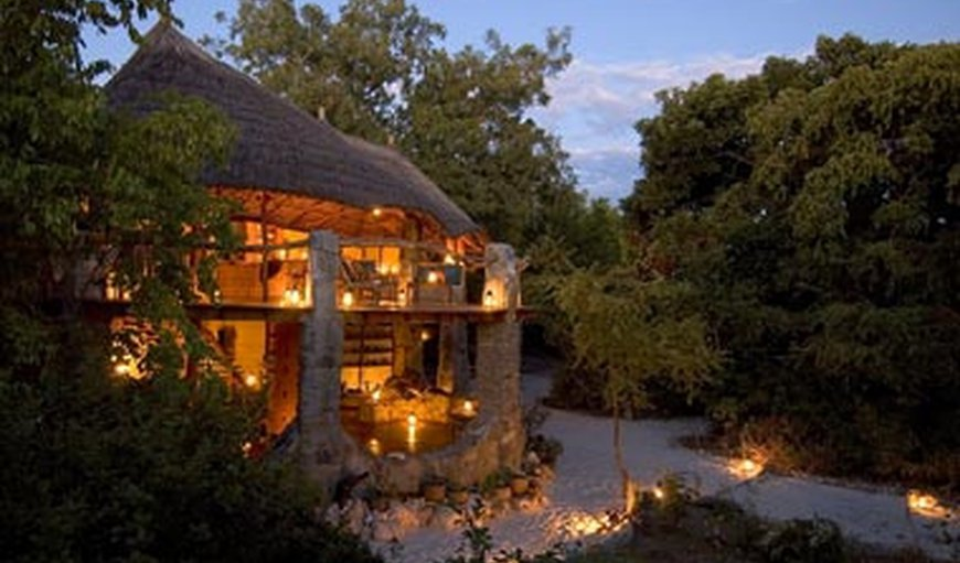 Nkwichi Lodge in Mozambique, Mozambique, Mozambique