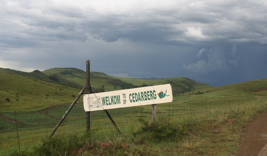 Cedarberg Guest Farm in Cedarville, Eastern Cape, South Africa
